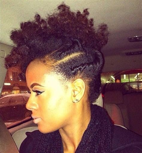 edgy braided mohawk hairstyles photos fabwoman