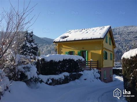 location chalet 224 saulxures sur moselotte iha 12529
