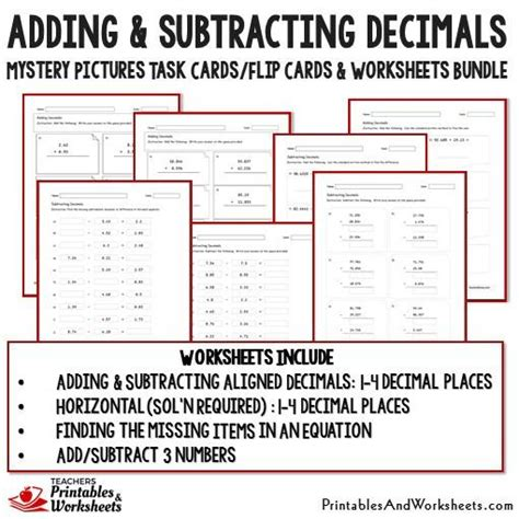 adding fractions with unlike denominators worksheet