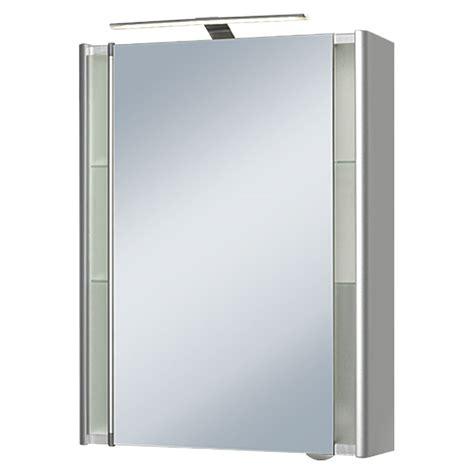spiegelschrank 50 cm breit riva spiegelschrank elant breite 50 cm 1 t 252 rig mdf mit beleuchtung led
