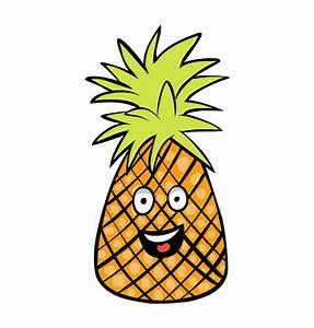 Best Pineapple Clipart #3192 - Clipartion.com