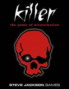 Killer – The Game of Assassination  Killer