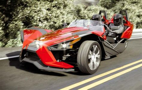 Polaris Slingshot. Awesome Two Seater Trike