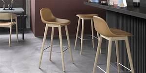 Chaise Haute Pour Cuisine : chaises hautes pour la cuisine notre shopping marie claire ~ Melissatoandfro.com Idées de Décoration