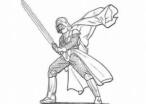 Free coloring pages of darth vader lego