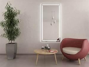 Licht Für Spiegel : deko leuchtspiegel led f r diele flur garderobe ws 120ml4 nicki ~ Markanthonyermac.com Haus und Dekorationen