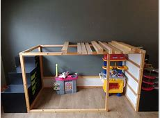 IKEA KURA double decker playhouse IKEA Hackers IKEA