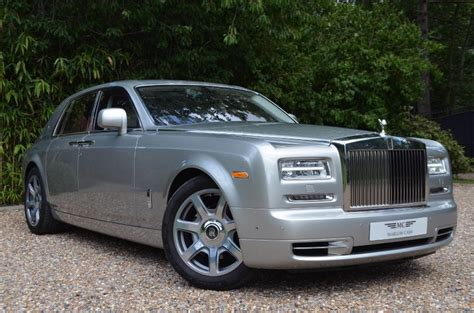 Used Platinum Rolls-royce Phantom For Sale