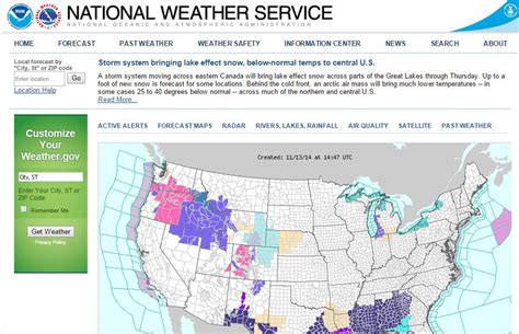 us weather service images