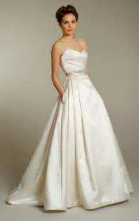 a line wedding dresses classic ivory silk a line wedding dress with embellished sash and sweetheart neckline onewed