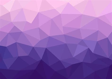 Abstract Geometric Background Purple