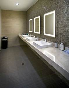Commercial Bathroom Design Of fine Ideas About Restroom ...