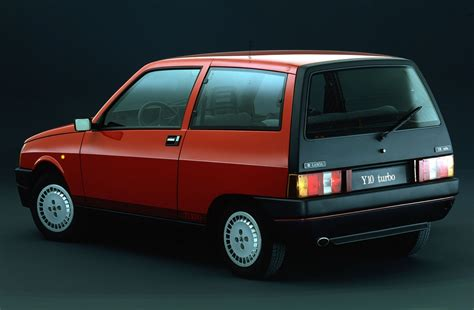 A look at Lancia's short-lived Y10 Turbo | Ran When Parked