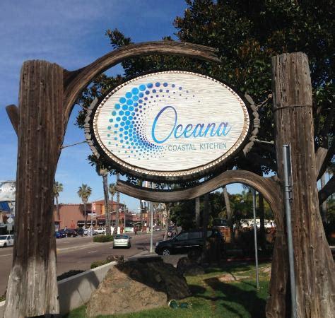 Oceana San Diego Catamaran by Oceana Coastal Kitchen Signn Picture Of Catamaran Resort