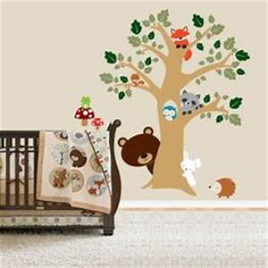 1000 ideas about woodland animal nursery on pinterest With wonderful ideas woodland animal wall decals