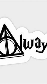 Always - Harry Potter - Harry Potter - Sticker | TeePublic