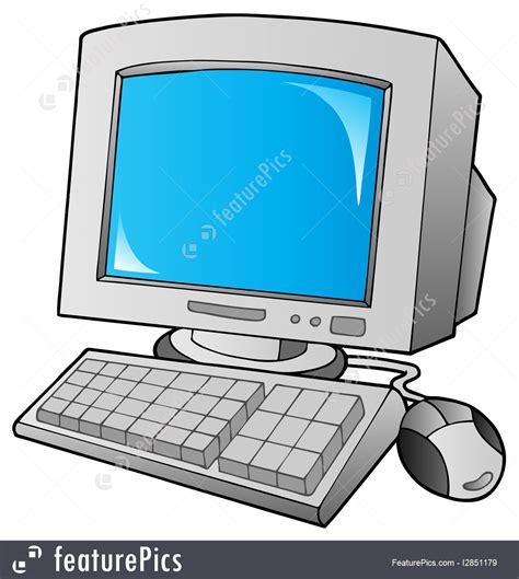 Computer Images Computer Technology Desktop Computer Stock