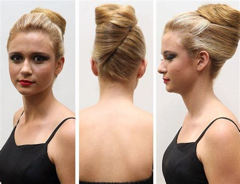 Classic French Roll Hairstyle #hairstyles #hairstyle #hair