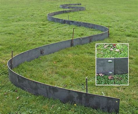 decorative metal banding canada landscaping garden stones lowes canada beautiful garden