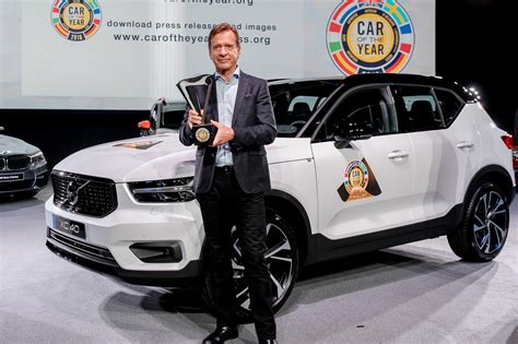 volvo xc wins european car   year  car magazine