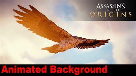 Assassin S Creed Animated Wallpaper - assassin s creed origins animated wallpaper 02