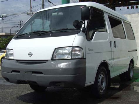 nissan vanette van cd    sale