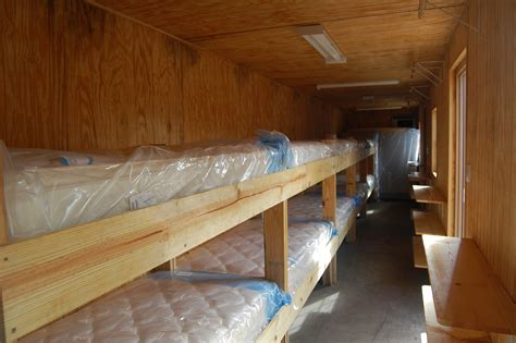 Log Cabin Home Interiors - storage containers hunting cs fireworks stands