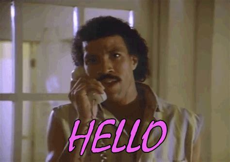 Lionel Richie Hello Meme - lionel richie hello gif find share on giphy