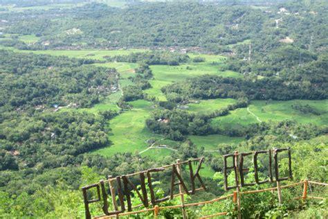 libur lebaran wisatawan  hutan pinus mangunan tidak