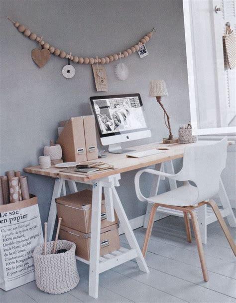bureau diy mon nouveau bureau inspiration scandinave diy