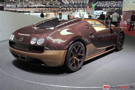 Veyron Rembrandt Is Bugatti's Nieuwste Meesterwerkje