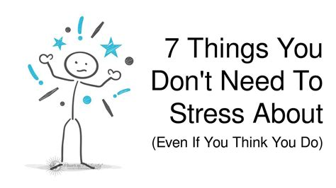 things you dont need on a resume 7 things you don t need to stress about even if you think you do school of