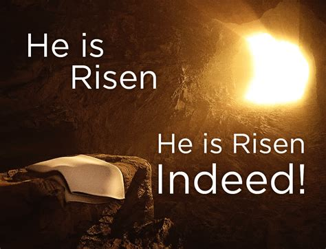 He Is Risen Images Service April 1 2018 Chapel By The Sea