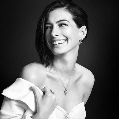Anne Hathaway Photo Shoot for Keer, 2016 • CelebMafia