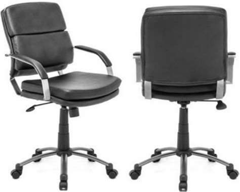zuo modern 205328 director relax office chair black has