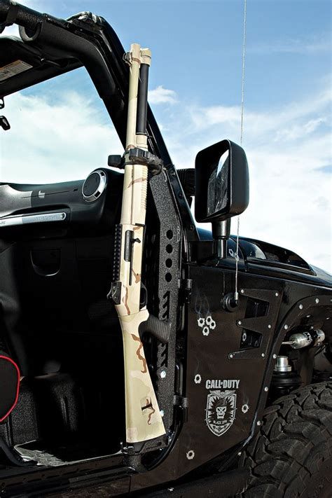 jeep gun rack gunner fab jk door mounts find our speedloader now http