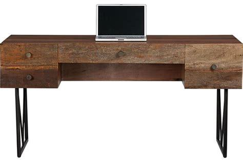 crate and barrel desk l crate and barrel desk cool material