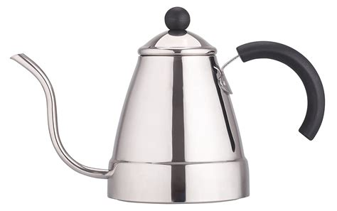 kettle tea stovetop gooseneck gas stainless steel electric water spout coffee induction pour stove fast heating kettles teapot zell thin