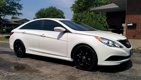 Original alloy stock rim for: New Sonata Owner!! Need Help Choosing Wheels! - Hyundai ...