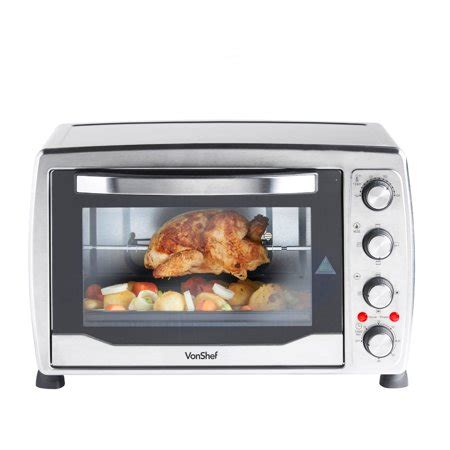 Countertop Baking Oven by Vonshef Large 31qt 36l Convection Countertop Toaster