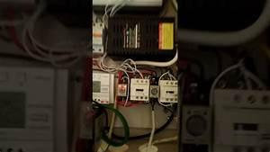 Rangkaian Ats Listrik Hybrid Pln Support Solar Panel