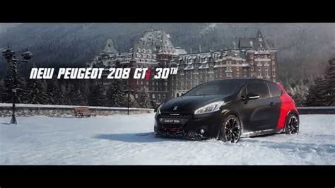 Peugeot Harks Back To Boy Racer 205 Era In Launch Campaign