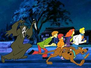 Artist Imagines Scooby Doo Meeting Freddy Jason And More