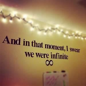 we were infinity | Tumblr