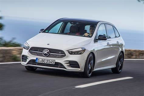 Review Mercedes B Class by New Mercedes B Class 2018 Review Auto Express