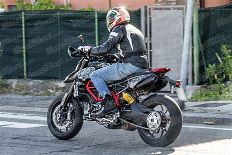 Ducati Hypermotard Modification by Ducati Retouche Hypermotard