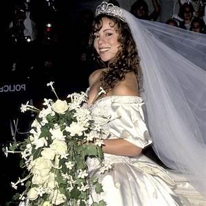 mariah carey39s wedding photos nick cannon tommy mottola With mariah carey wedding dress