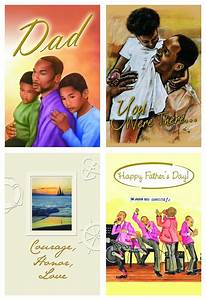 Assorted African American Father's Day Cards | The Black ...
