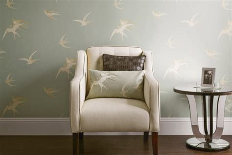Vintage Wallpapers   By Sanderson   Style Library