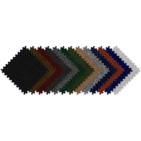 10 x 10 interlocking carpet tile trade show flooring